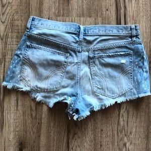 Hollister Shorts - Hollister Denim Shorts